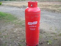 Flo Gas 'FULL' 47kg Propane gas bottle, can be delivered