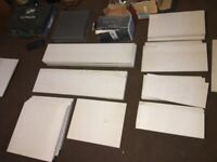 33 total different sizes see pic collection pontefract