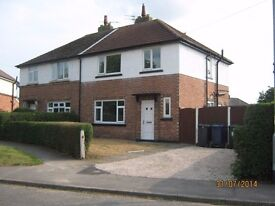 3 BED SEMI DETACHED HOUSE - ORMSKIRK LANCASHIRE