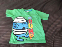 Boys 18-24 Month T-Shirts All 3 For 50P