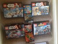 LEGO - Boxed Sets, Minfigures, Star Wars, Marvel, DC, Movie, Storage Box, Bundle, Joblot