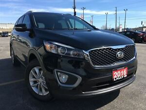 2016 Kia Sorento LX AWD, Bluetooth, Heated Seats, Cruise