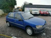 Peugeot 106 5 Door 1.5 Diesel, MOT'd August 2017! Great Wee Car!