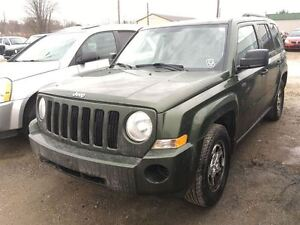 2008 Jeep Patriot Sport CALL 519 485 6050 CERTIFIED