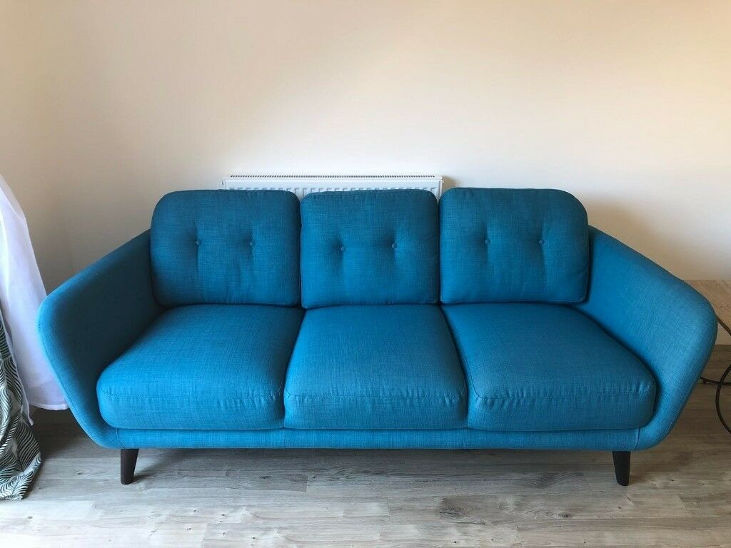 John Lewis Arlo Large 3 Seater Sofa