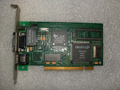 Scheda rete Olicom OC-3137 16/4 Token Ring PCI RJ45 DB9 HSTOC3136C30