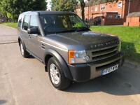 LAND ROVER DISCOVERY 3 . 2007 ( low miles)