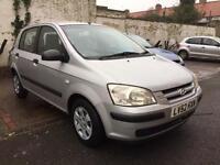 weekend Deal!!! Hyundai Getz! 1.1 only £400!!!!!!!!