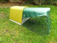 Omlet Rabbit hutch and run / chicken house and run / guinea pig house and run