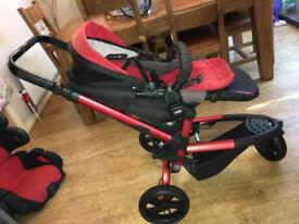 Jane Trider Stroller Pushchair Priam Urban and All Terrian
