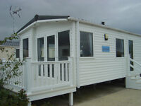 STATIC CARAVAN FOR HIRE AT HAVENS PRESTHAVEN SANDS PRESTATYN NORTH WALES