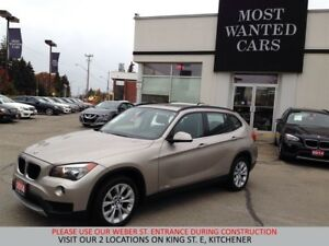 2014 BMW X1 xDrive28i | 4 NEW TIRES | PANO ROOF | SENSORS