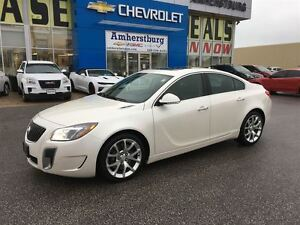 2012 Buick Regal GS - KEYLESS START, NAVIGATION, LEATHER & MORE!