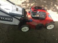 Professional mower