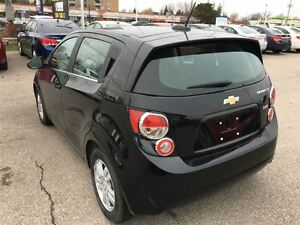 2016 Chevrolet Sonic LT ~ REMOTE START ~ HEATED SEATS!! London Ontario image 8