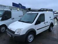 FORD TRANSIT CONNECT PETROL MODEL WITH FORD FACTORY FITTED LPG CONVERSION! SU...