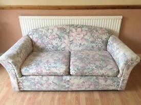 Vintage Three seater sofa