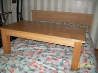 Oak Furniture Coffee Table Excellent Condition