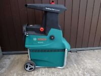 Bosch AXT25 TC Garden Shredder - 240v