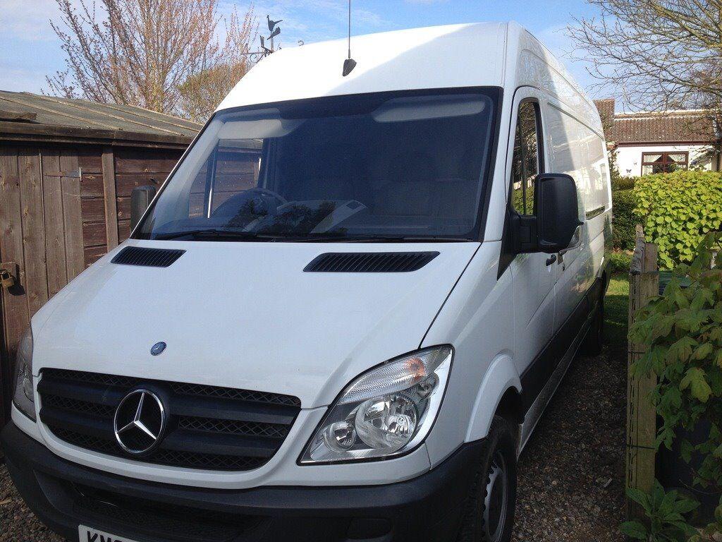 Man with a van. Norfolk, Suffolk, Nationwide courier,