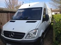 Man with a van. Norfolk, Suffolk, Nationwide courier, light haulage service