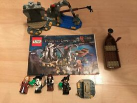 Lego Pirates of the Caribbean Set 4181 Isla de la Muerta