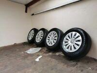 Genuine Volkswagen Wheels and Wheel Trims
