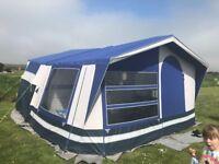 Sunncamp 6 Berth Trailer Tent