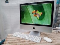 "Apple iMac 20"" With Full Edition of Microsoft Office 2011"
