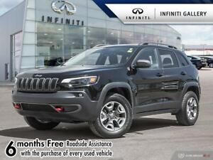 2019 JEEP CHEROKEE TRAILHAWK,4X4,**$199 B/W**PANOROOF,LEATHER