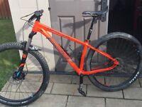 Whyte 629 2018 Mountain Bike