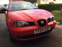 Seat Ibiza SX 1.2 12V 2004