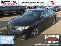 2014 Toyota Camry SE V6- NAVIGATION! FULL LOAD! $178 BI-WEEKLY!