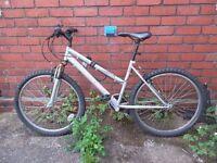 small women's / girls' bike