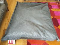 Large indoor / outdoor Sit On It beanbag