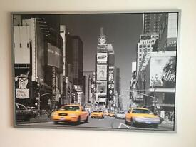 Picture wall art