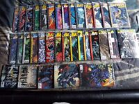 Batman comics. All in mint condition. Open to sensible offers!