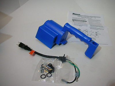 Robinair Part number 15366 - Replacement Handle, Switch, Power Cord Assembly