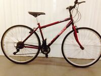 Unisex Trax 18 speed almost new condition