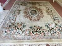 100% Wool Chinese Rug