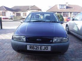 🚗 Ford Fiesta 1998 1.3 Blue (3 Door) 🚗