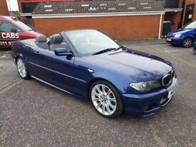BMW 325 CI M Sport convertible swap/exchange