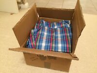 Job Lot/Wholesale: 20 x XL Mens John Lewis Shorts