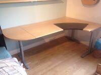 Large Desk- Ikea Galant model