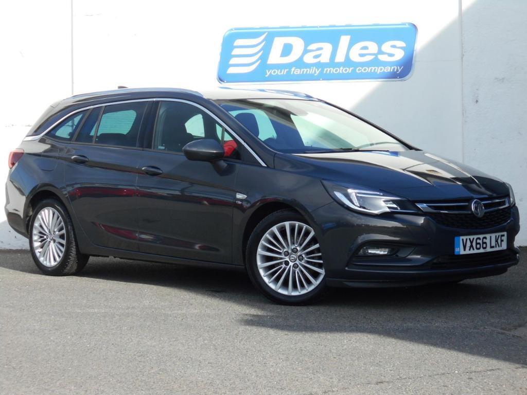 Vauxhall Astra 1.6 Cdti 16V 136 Elite Nav 5Dr Estate (grey ...