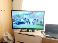 32 Inch LED TV Blaupunkt B32A147TCHD With Freeview