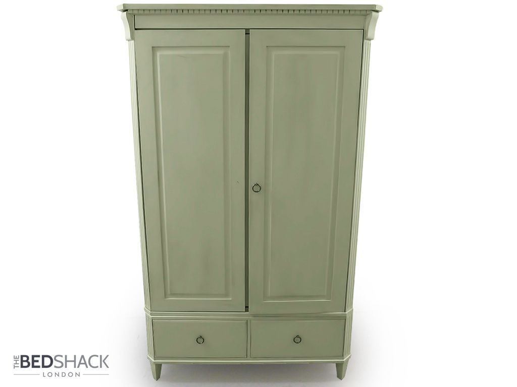 white wood wardrobe armoire shabby chic bedroom. John Lewis White Shabby Chic Wooden Wardrobe Armoire 2 Doors Drawers Wood Bedroom R