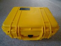 Peli 1400 Protector Case, Unbreakable, watertight, dustproof, chemical resistant and corrosion proof