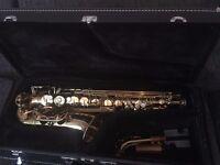 James & Young Student Alto Saxophone