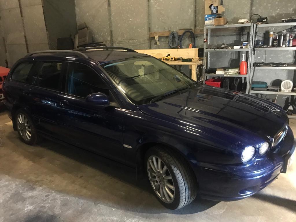 2005 jaguar x type estate 2.0 diesel | in elgin, moray | gumtree